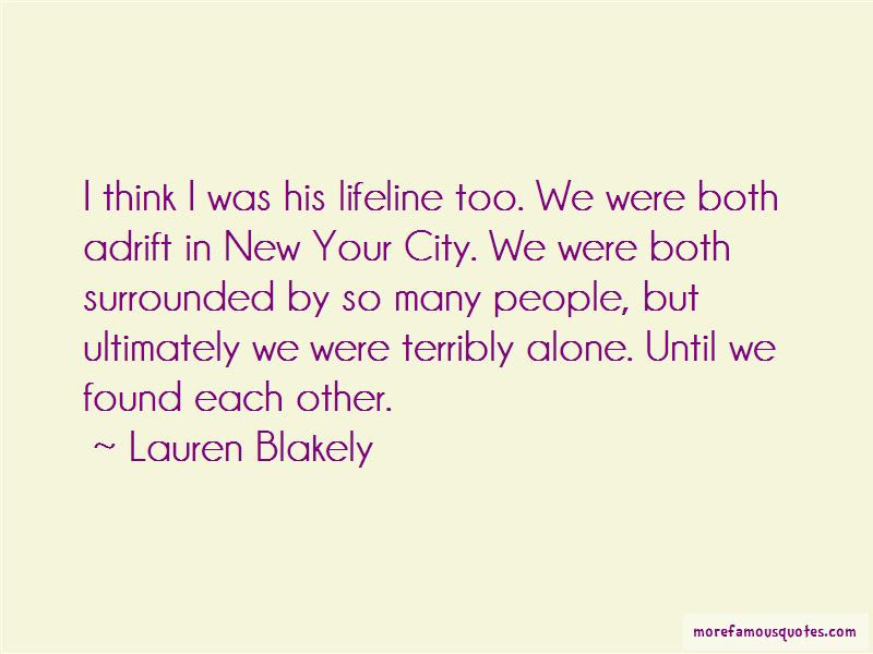We Found Each Other Quotes Top 55 Quotes About We Found Each Other
