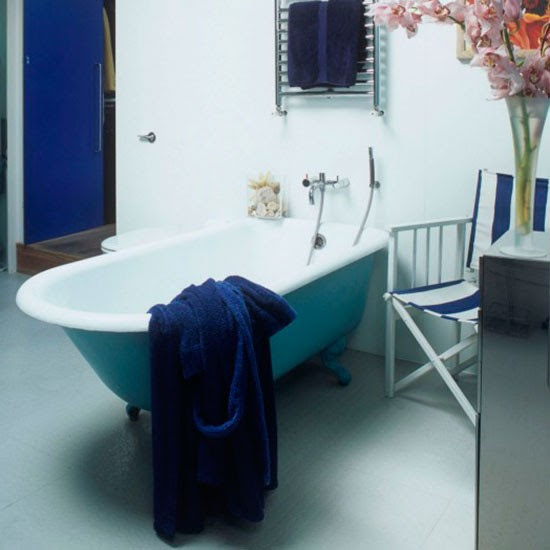 Vinyl flooring | Bathroom flooring | housetohome.co.uk