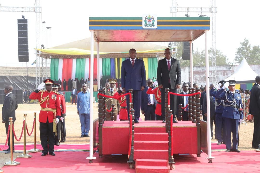 BURUNDI / TANZANIE : NDAYISHIMIYE rencontre MAGUFULI ...