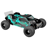 JConcepts Rustler VXL F2 Clear Body with Spoiler JCO0374