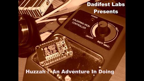 Dadifesto Labs Presents – Huzzah: An Adventure