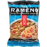 Koyo Dry Ramen - Soba - 2.1 oz - case of 12