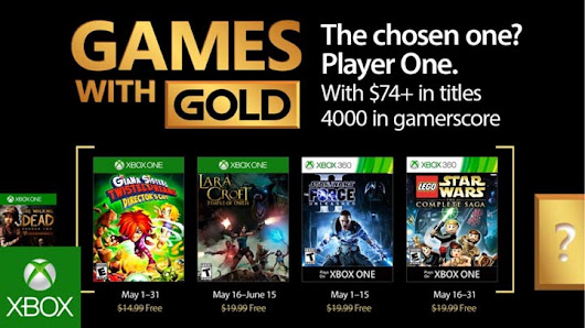 Xbox Games With Gold for May 2017 revealed - Thumbsticks