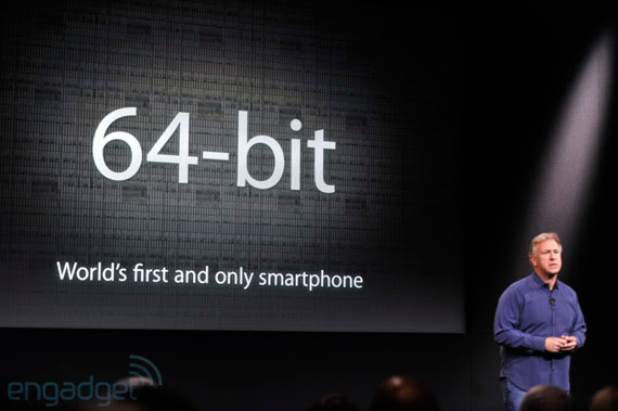 iPhone 5S revealed
