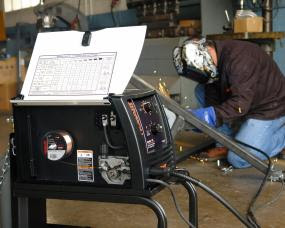 Hobart 500559 Handler Wire Welder - Mig Welding Equipment ...