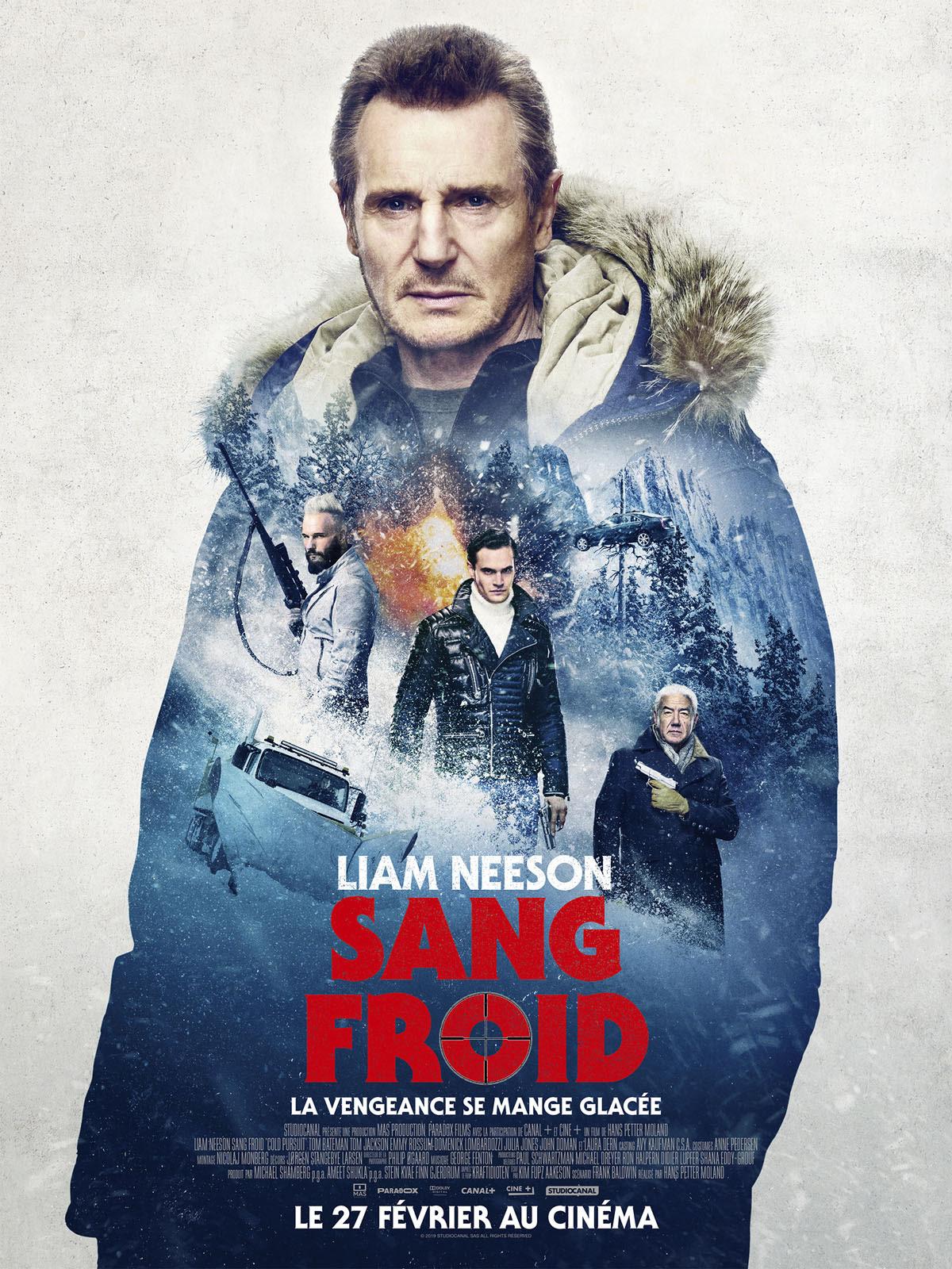 Sang Froid Film 2019 Allociné