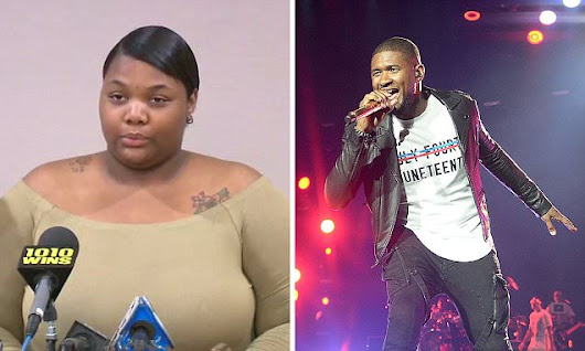 Woman suing Usher for not telling her about 'his herpes'