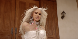 "Cardi B Released Her ""Be Careful"" Music Video"