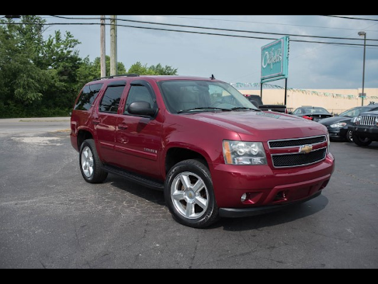 Used 2007 Chevrolet Tahoe LTZ 4WD for Sale in Mt. Sterling  KY 40353 Oldfield's Used Cars