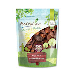 Dried Strawberries, Non-GMO Verified, 2 Pounds - by Food to Live