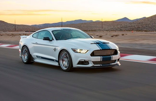 750PS Shelby Super Snake Is The Evil Mustang You Want! | CarDekho.com