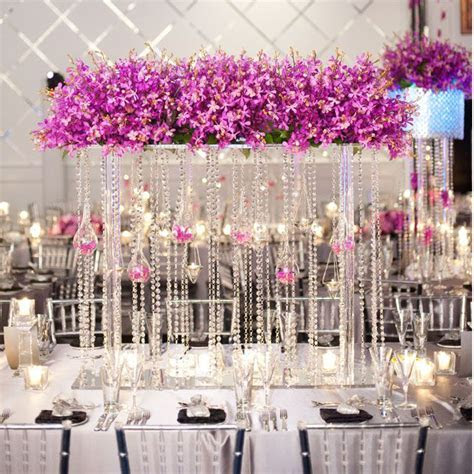 10 Meters/33 Ft Crystal Clear Glass Octagonal Bead Garland
