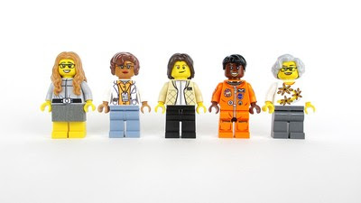 CR4 - Blog Entry: Women of NASA to Be Immortalized — As Lego Figurines