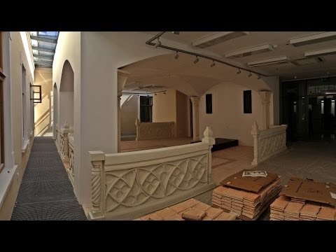 VIDEO Cum arată Muzeul de Istorie Suceava după restaurare