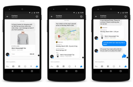 Facebook: Zuckerberg anuncia nuevas mejoras de App Messenger