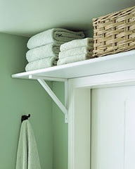 acomodar toallas para ahorrar espacio