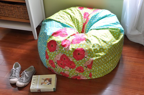 Stardustshoes Bean Bag Chair Tutorial Now For The Grownups