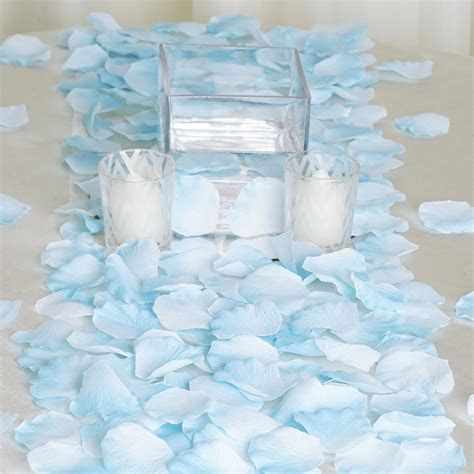 2000 Silk Rose Petals Wedding Favors Wholesale Cheap