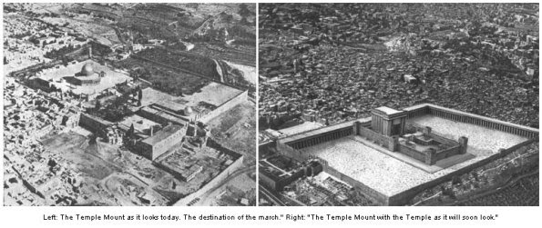 Al Aqsa Before and After