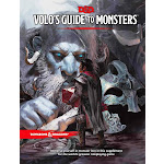 Volo's Guide to Monsters [Book]