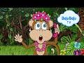 5 małych małpek Piosenki dla dzieci-bajubaju.tv Obejrzyj naszą wersję jednej z najbardziej znanych piosenek dla dzieci. Małpki skacza po łóżku jak szalone, Mama musi coś wymyślić, żeby nad tym zapanować.