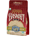 Lundberg California Brown Basmati Rice - 16oz