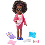 Barbie Chelsea Can Be... Businesswoman Mini Doll