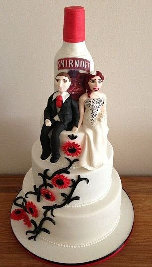 Are these the worst wedding cakes EVER?   Daily Mail Online