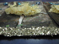Miss Spellbinders Magic Ballet ATC! 5