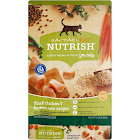 Rachael Ray Nutrish Food for Cats, Super Premium, Real Chicken & Brown Rice Recipe - 14 lb
