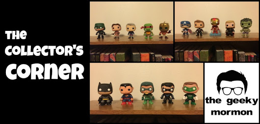 What Kind of Collector are You? - the geeky mormon