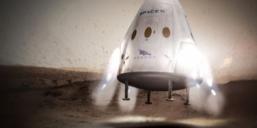 SpaceX appears to have pulled the plug on its Red Dragon plans