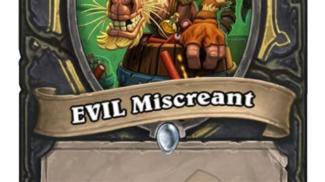 12 new Hearthstone: Rise of Shadows cards have been