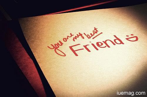 Friends... It is!