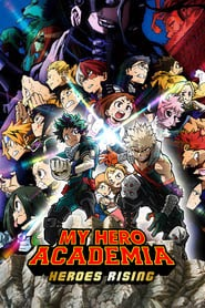 My Hero Academia: Heroes Rising (2019) Full Movie