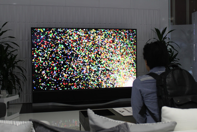 Vizio Reference Series: 120 Inches Of Ultra HD