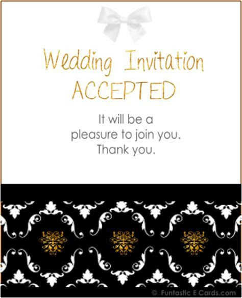 FREE Animated All Occasion *e ACCEPTANCE CARDS* Engagement