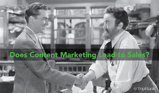 Is Content Marketing a Viable Lead Generation Tactic?