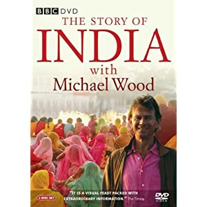 The Story of India with Michael Wood: Complete BBC Series [DVD]
