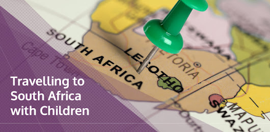 Travelling to South Africa with Children | Brookman Solicitors