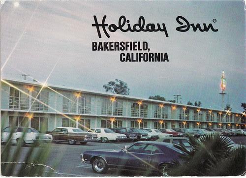 holiday inn bakersfrield