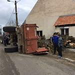 Tréclun | Tréclun : une remorque se décroche et endommage une maison
