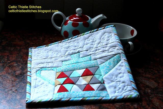 Trivet and Tea Cup