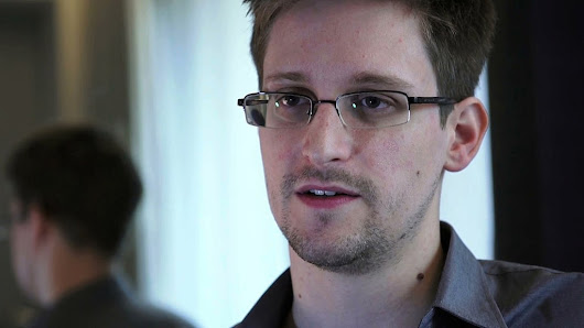 U.S. charges Snowden with espionage