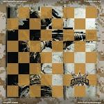 Army Ranger - Full Color Vinyl Chess Board