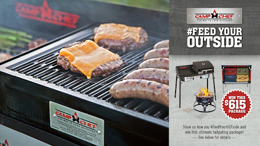 #FeedYourOUTside & Enter to Win!