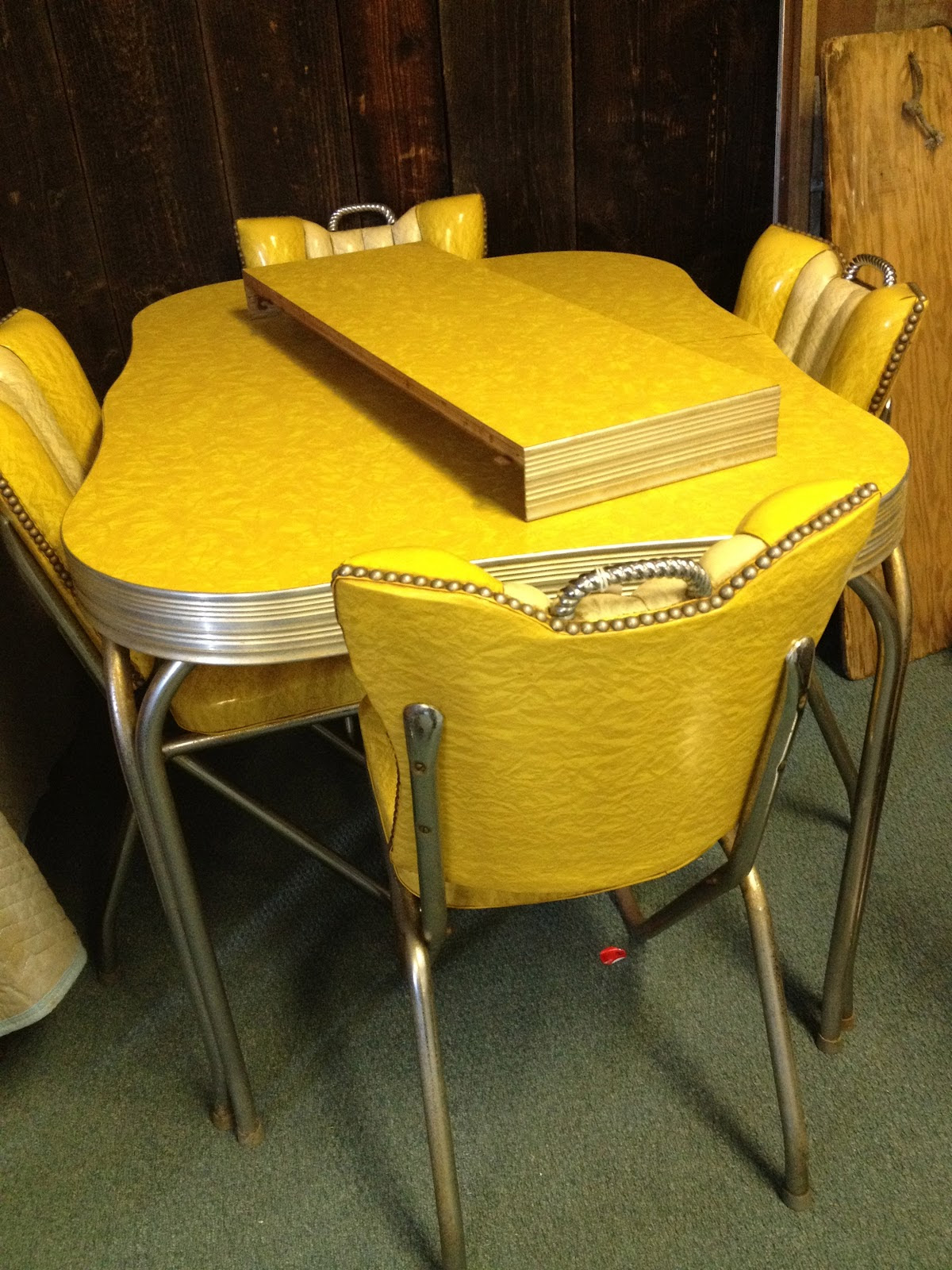Home Architec Ideas 1930s Kitchen Table And Chairs