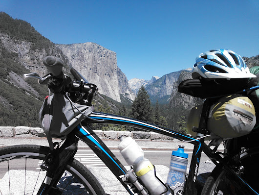 Micky's Cycle Through the Sierras