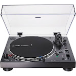 Audio-Technica - Stereo Turntable - Black