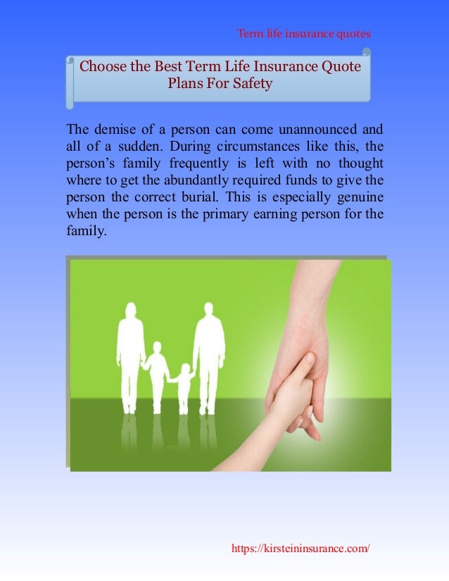 Best Quotes On Life Insurance. QuotesGram